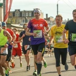 The 27th Lattelecom Riga Marathon - Artem Peteorka (67), Andrey Smirnov (6653), Alexander Slepchenko (7121)