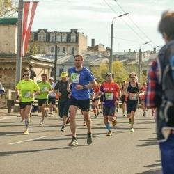 The 27th Lattelecom Riga Marathon - Alexey Alvianskiy (4387), Remigijus Nemanis (6776)