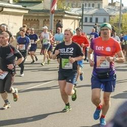 The 27th Lattelecom Riga Marathon - Ivars Noviks (1794), Agris Hatko (3912)