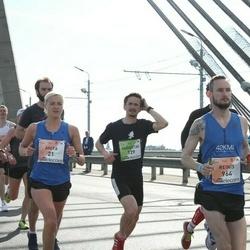 The 27th Lattelecom Riga Marathon - Anita Kažemāka (21), Augustas Jakubynas (129), Reinis Tops (964)