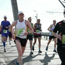The 27th Lattelecom Riga Marathon - Aigars Rublis (3916), Artis Koškins (5738)