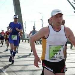 The 27th Lattelecom Riga Marathon - Aigars Rublis (3916)