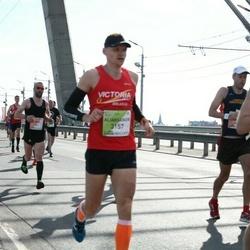 The 27th Lattelecom Riga Marathon - Aliaksandr Shkuhal (3157)