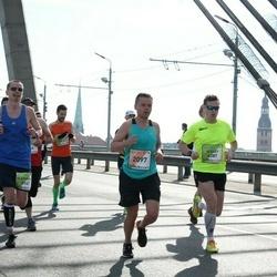 The 27th Lattelecom Riga Marathon - Vassil Stamenov (2097), Vladimiras Uljanovas (3147), Alexey Alvianskiy (4387)