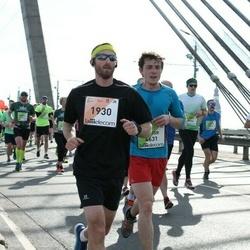 The 27th Lattelecom Riga Marathon - Agris Rusmanis (1930)