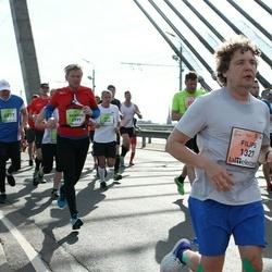The 27th Lattelecom Riga Marathon - Filips Duhovnijs (1327), Kaspars Upans (4999)