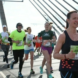 The 27th Lattelecom Riga Marathon - Jente Marit Althuis (1709), Romans Bariševs (3032), Evania Baginski (6410)