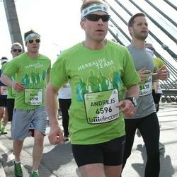 The 27th Lattelecom Riga Marathon - Andrejs Gaumigs (4596), Gatis Gaumigs (4598)