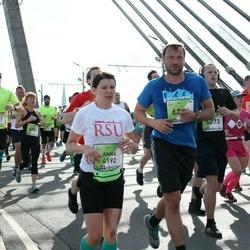 The 27th Lattelecom Riga Marathon - Anna Viljamaa (4192)