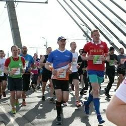 The 27th Lattelecom Riga Marathon - Alexey Lyubimov (765), Karel Van Der Pol (1855)