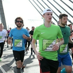 The 27th Lattelecom Riga Marathon - Aigars Francis (5620)