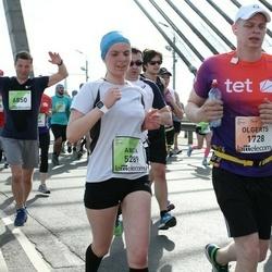 The 27th Lattelecom Riga Marathon - Oļģerts Fjodorovs (1728), Anita Apine (5289)