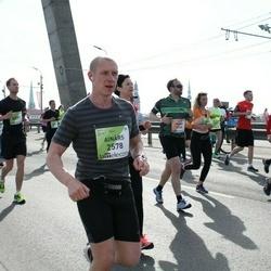 The 27th Lattelecom Riga Marathon - Ainārs Krauklis (2578)