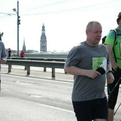 The 27th Lattelecom Riga Marathon - Kaspars Klētnieks (303), Esa Liimatta (2646), Ritvars Melnis (6487)