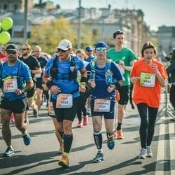 The 27th Lattelecom Riga Marathon - Avraham Itzhak Asher (1651), Tzur Bashiri (1653), Amir Hleihil (1776), Ilze Ķīkule (5804)