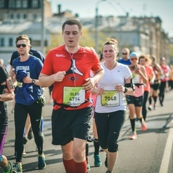 The 27th Lattelecom Riga Marathon - Oleg Trofimov (4714), Alise Podniece (7048)