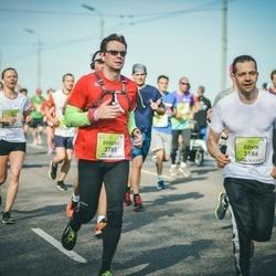 The 27th Lattelecom Riga Marathon - Edvin Dorofeev (3186), Evgeny Tolstukhin (3785)