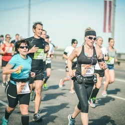 The 27th Lattelecom Riga Marathon - Minna Ulán (285), Anke Weinkauf (572)