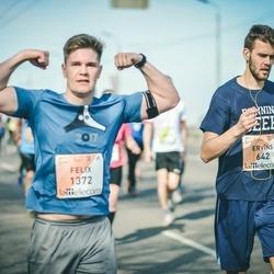 The 27th Lattelecom Riga Marathon - Ervīns Viļumsons (642), Felix Schiepek (1372)