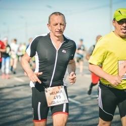 The 27th Lattelecom Riga Marathon - Franz Gaisberger (494), Helmut Cernko (495)