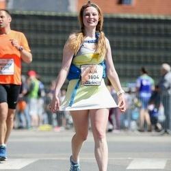The 27th Lattelecom Riga Marathon - Aija Kļaviņa (1804)
