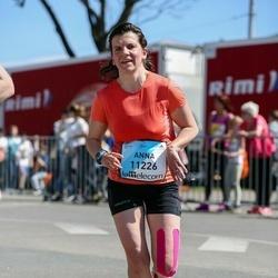The 27th Lattelecom Riga Marathon - Anna Gakhariya (11226)