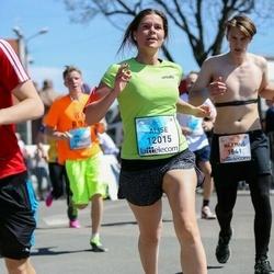 The 27th Lattelecom Riga Marathon - Alise Zarane (12015)