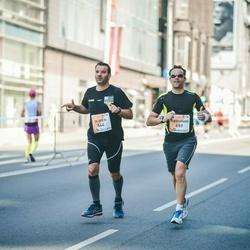 The 27th Lattelecom Riga Marathon - Olivier Chicherie (544), Alessandro Seren (689)