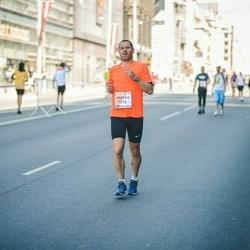 The 27th Lattelecom Riga Marathon - Frederik De Schrijver (1316)