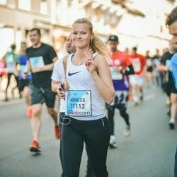 The 27th Lattelecom Riga Marathon - Agnese Kundziņa (11112)