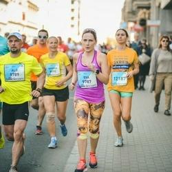 The 27th Lattelecom Riga Marathon - Eva Lille (9787), Alo Lille (9789)