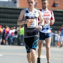The 27th Lattelecom Riga Marathon - Erkki Kubber (1018)