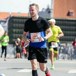 The 27th Lattelecom Riga Marathon - Aapo Kinnunen (1419)