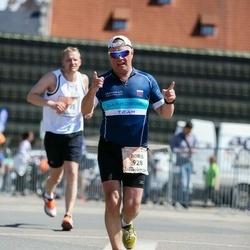 The 27th Lattelecom Riga Marathon - Boris Lagovik (928)
