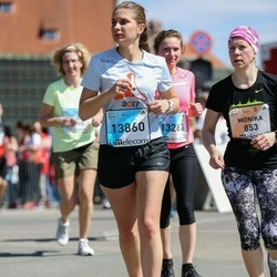 The 27th Lattelecom Riga Marathon - Anastasiia Bogdanova (13860)