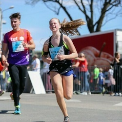 The 27th Lattelecom Riga Marathon - Elza Zeta Baumane (11169)