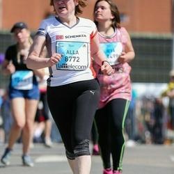 The 27th Lattelecom Riga Marathon - Alla Rubanova (8772)