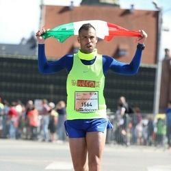 The 27th Lattelecom Riga Marathon - Donato Desir Michele Pio Cripezzi (1564)