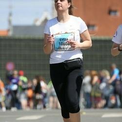 The 27th Lattelecom Riga Marathon - Evija Ķišeniece (10606)