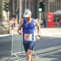 The 27th Lattelecom Riga Marathon - Erkki Etverk (922)