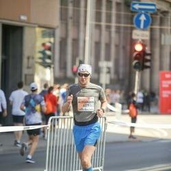 The 27th Lattelecom Riga Marathon - Alexander Sidorov (607)