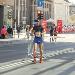 The 27th Lattelecom Riga Marathon - Francesco Paez (1562)