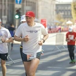 The 27th Lattelecom Riga Marathon - Emīls Gailis (1454)
