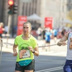 The 27th Lattelecom Riga Marathon - Aija Freiberga (1515)