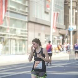 The 27th Lattelecom Riga Marathon - Alena Kaliashova (517)