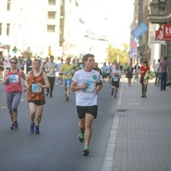 The 27th Lattelecom Riga Marathon - Elga Babre (8138), Raivis Skrinda (9550), Alfrēds Radvils (10356)