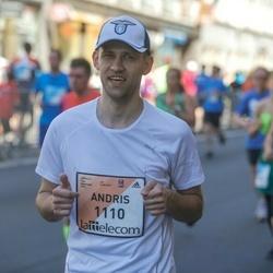 The 27th Lattelecom Riga Marathon - Andris Petrovs (1110)