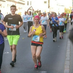 The 27th Lattelecom Riga Marathon - Anastasia Shchepilova (9887), Daiga Ščerbicka (11801)