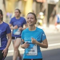 The 27th Lattelecom Riga Marathon - Agne Lapsa (10938), Ilvija Rupeka-Rupeika (12239)