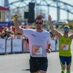 The 27th Lattelecom Riga Marathon - Rick Nijkamp (1573)